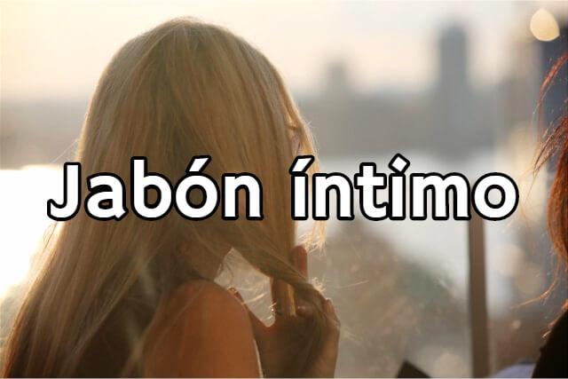 jabon intimo